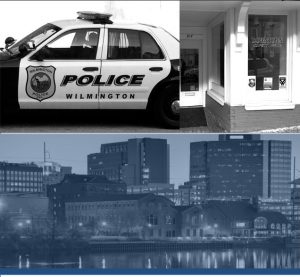 Pictures of City of Wilmington, Wilmington Police Car, Wilmington Downtown Visions Office