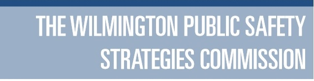 Picture of the Wilmington Public Safety Strategies Commission Banner